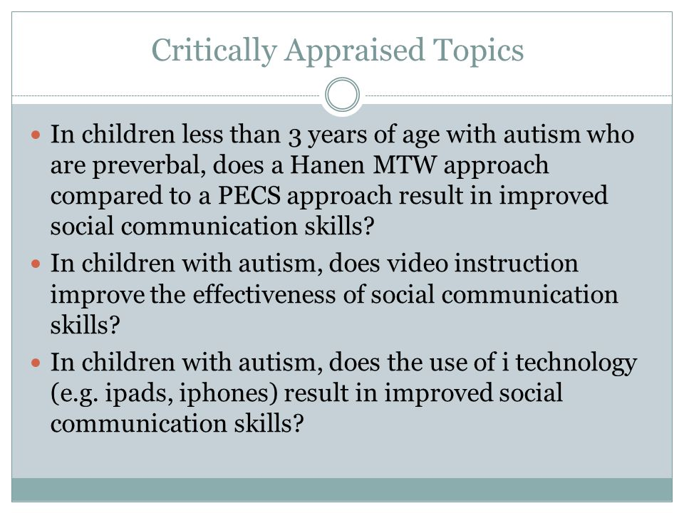 Guidelines for Effective Video Instruction 1.