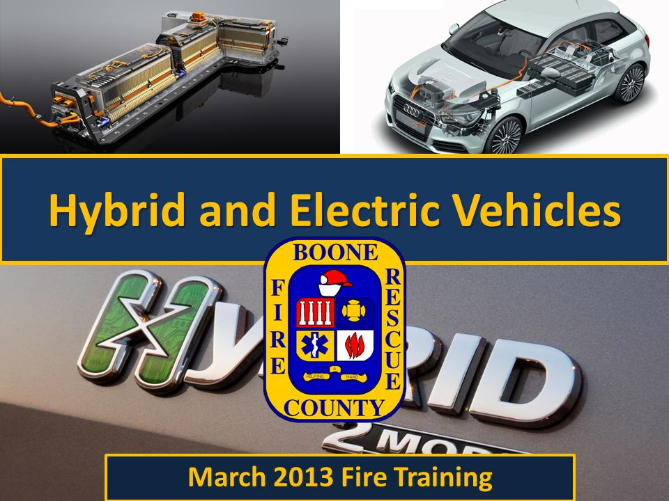 What is the difference between a hybrid vehicle and an electric vehicle?