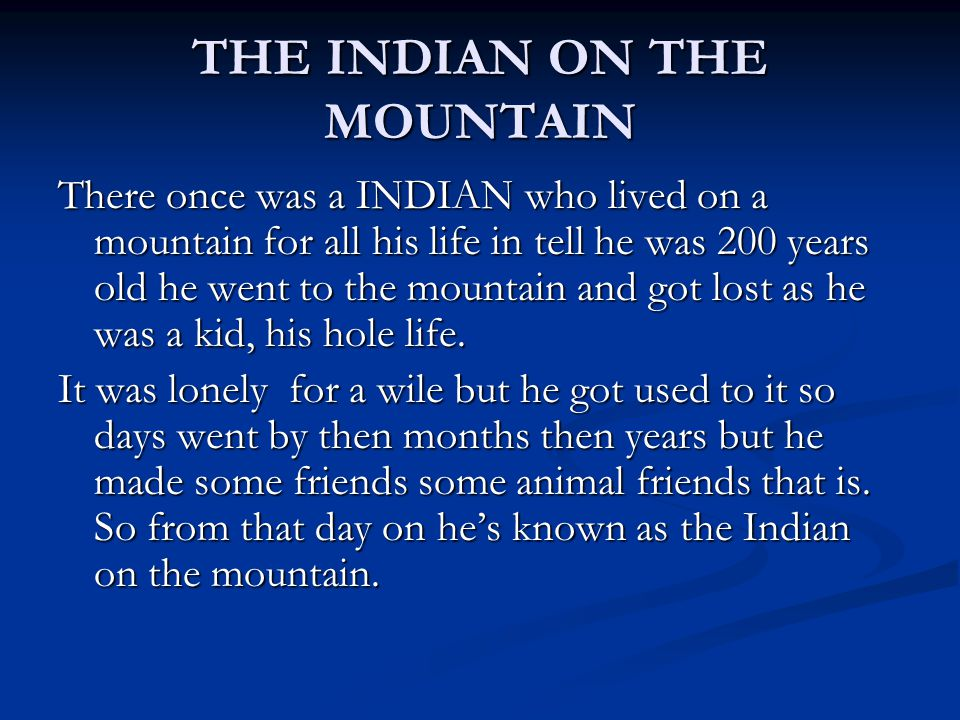 MOUNTIAN MEN/Dave Anderson The mountain men traveled by horse and Dave Anderson travels by GMC.