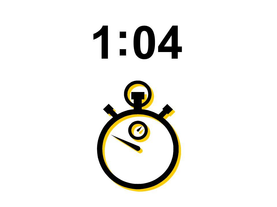 1 : 05