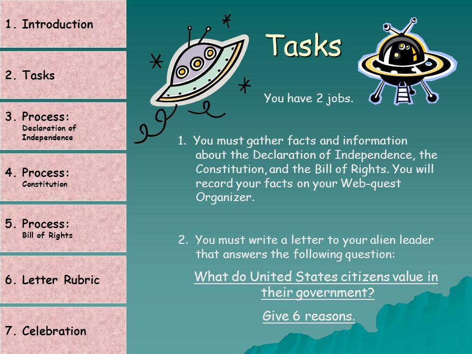 Tasks You have 2 jobs.1.