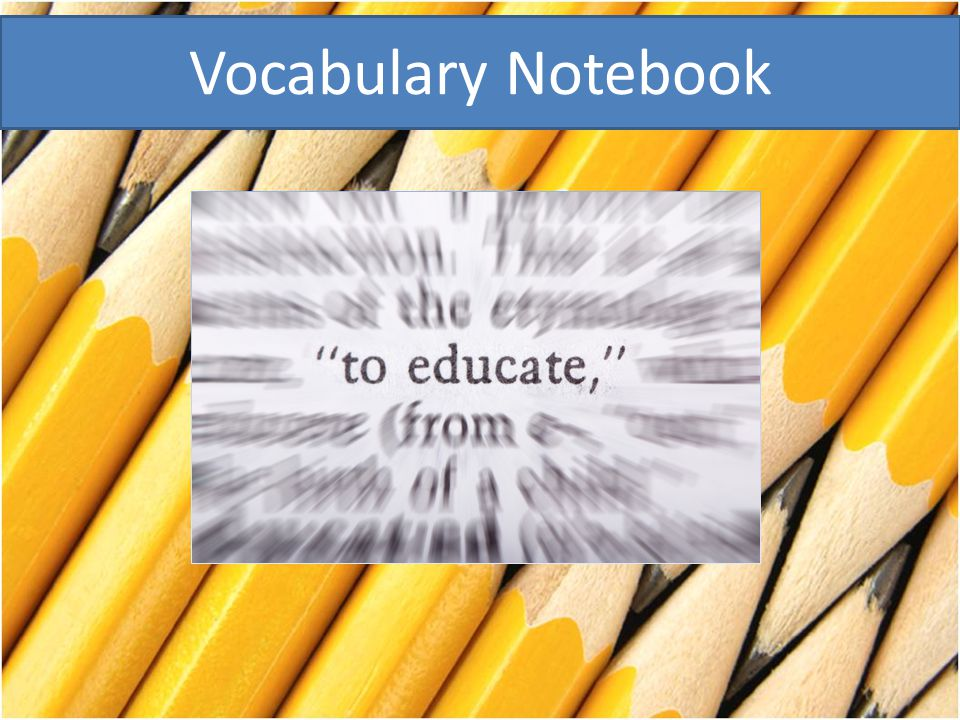 Vocabulary Word: technique Definition: A way of carrying out a particular task Synonyms: approach, manner, mode Graphic Representation: