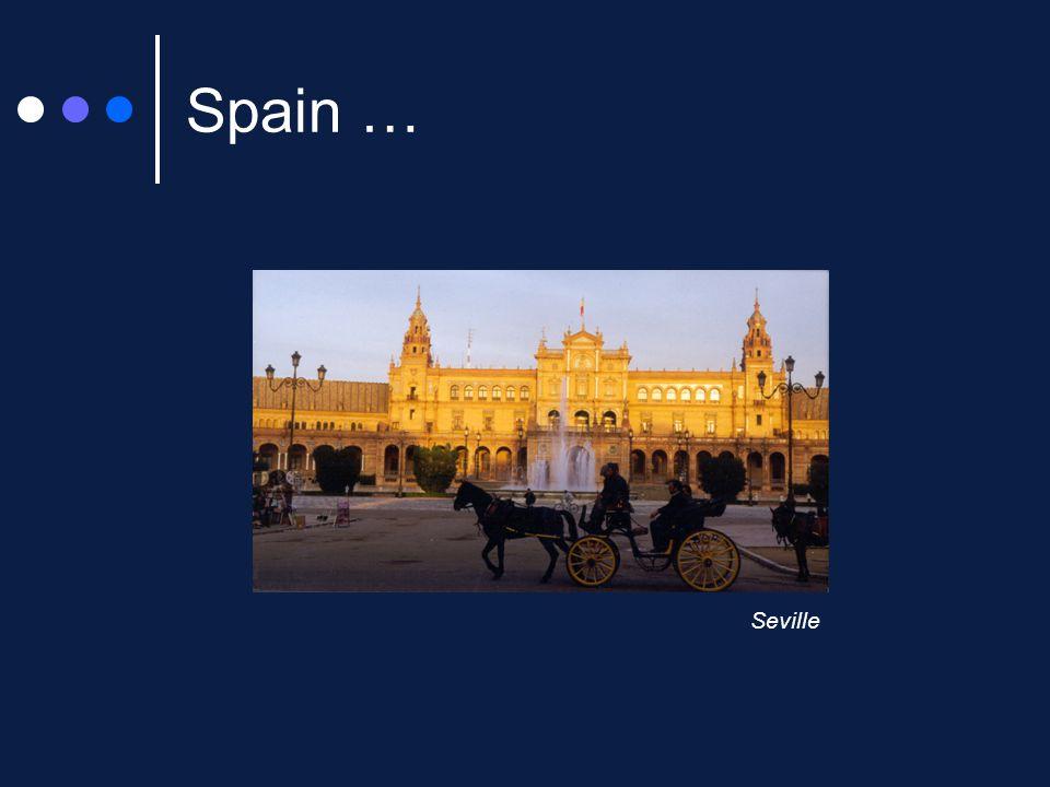 Spain … Seville