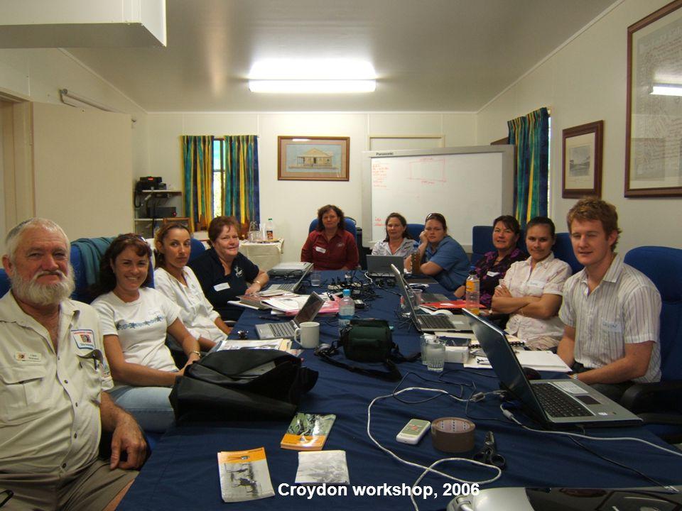 Croydon workshop, 2006