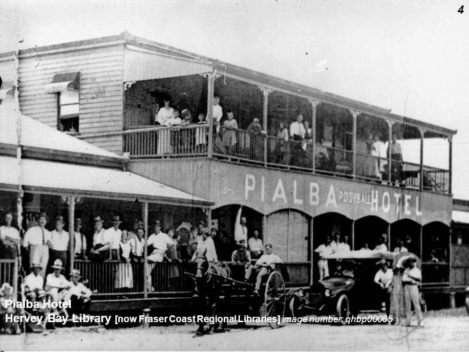 Pialba Hotel Hervey Bay Library [now Fraser Coast Regional Libraries] image number: qhbp00085 4