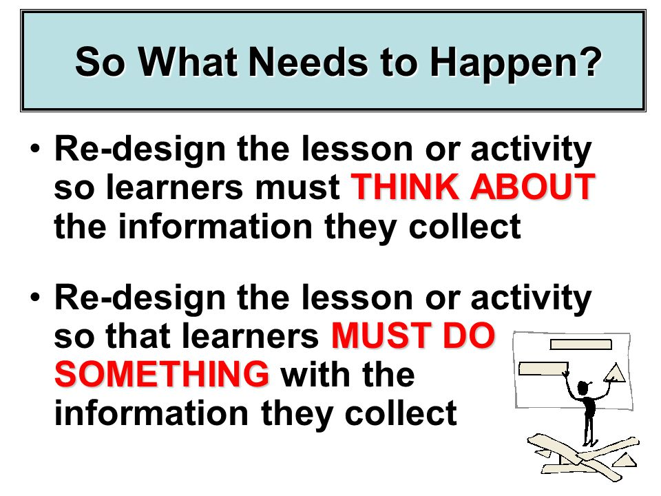 Why Use Common Assessments.