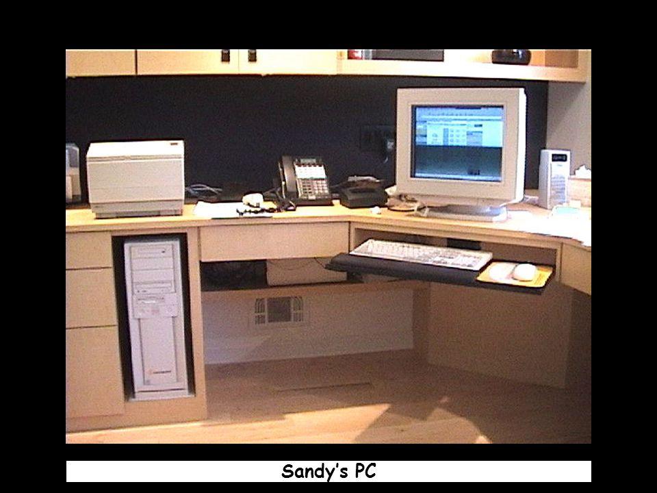 Sandy's PC