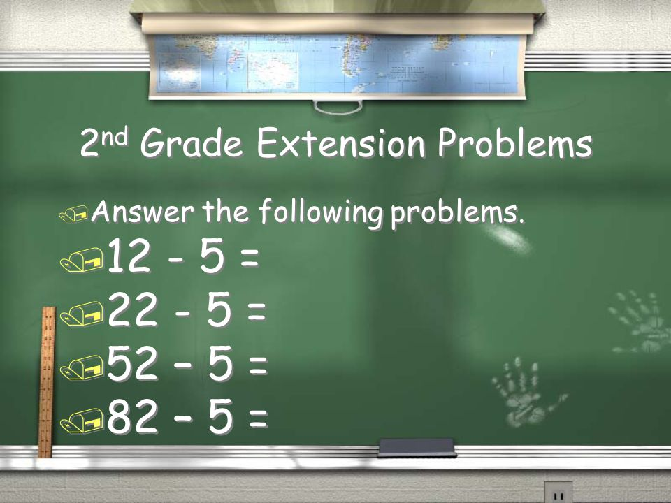 3 rd Grade Subtraction Answer 45 -19 _____________ 26 45 -19 _____________ 26 Return