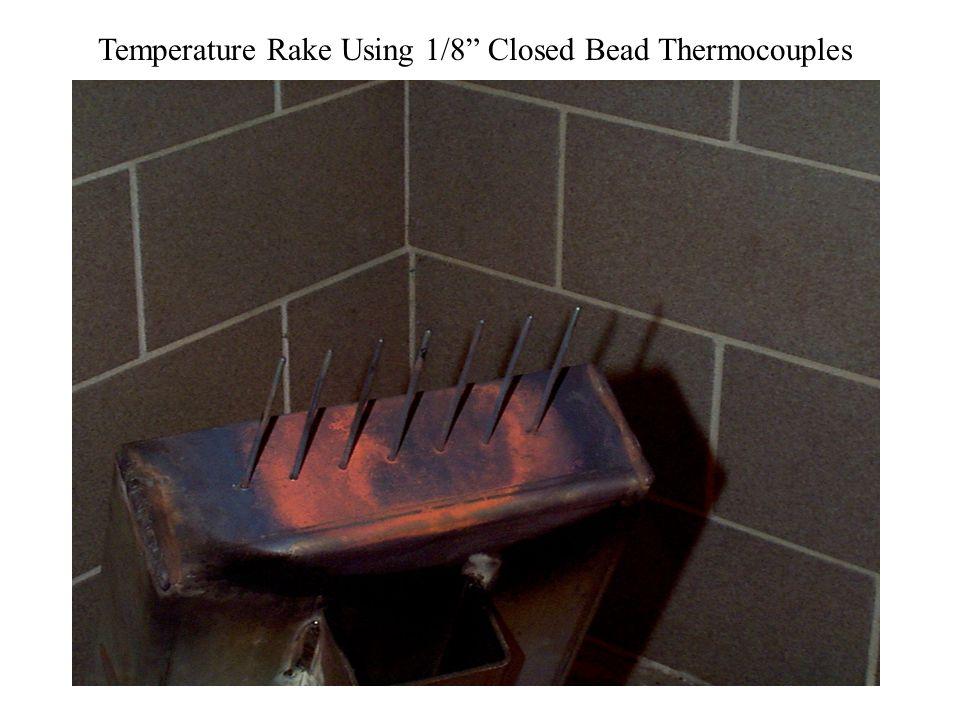 Measurement of Intake Air and Fuel Temperature