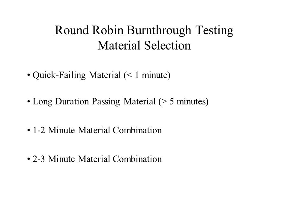 Calibration Tests Using Aluminum Skin