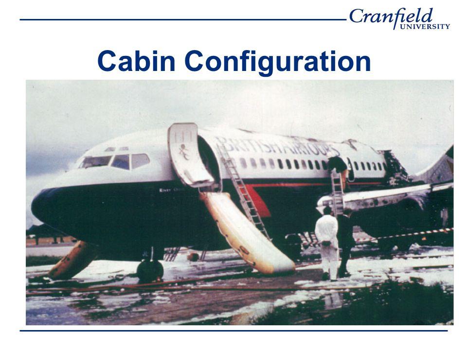 Cabin Configuration
