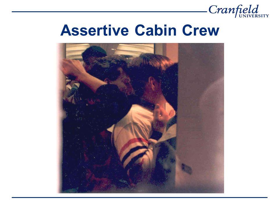 Assertive Cabin Crew