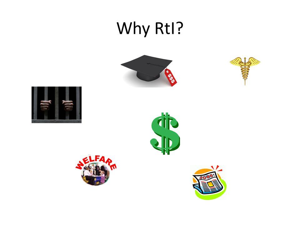 Why RtI