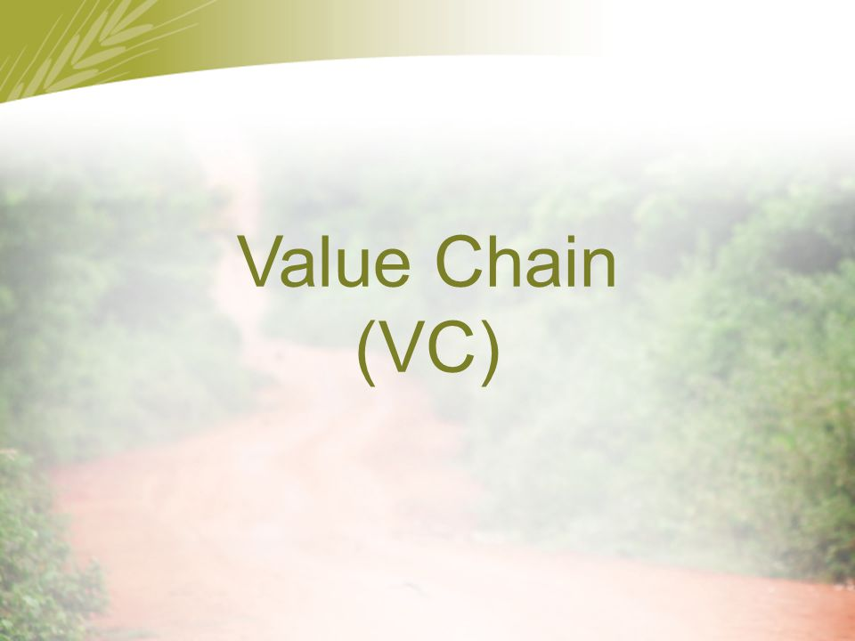 Value Chain (VC)