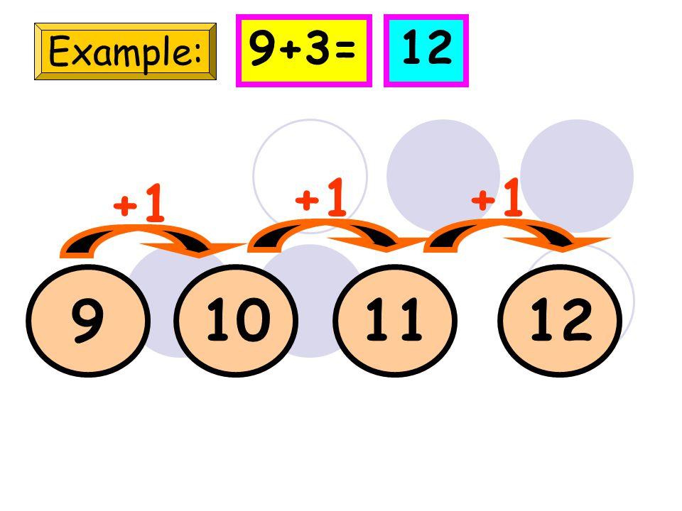 4 Example: 567 +1 4+3=7