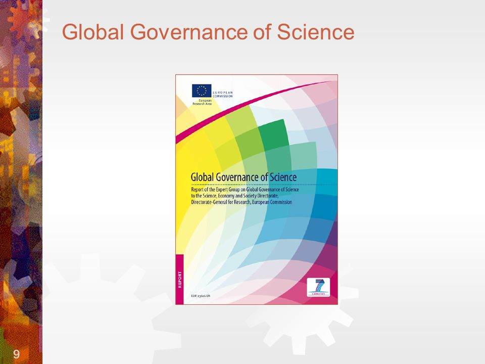 9 Global Governance of Science