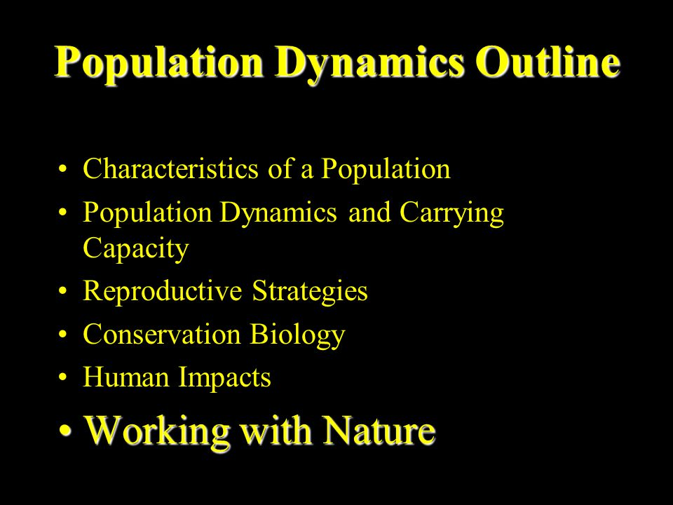 Human Impacts Deliberately or accidentally introducing new species Overharvesting potentially renewable resources Interfering with the normal chemical cycling and energy flows in ecosystem