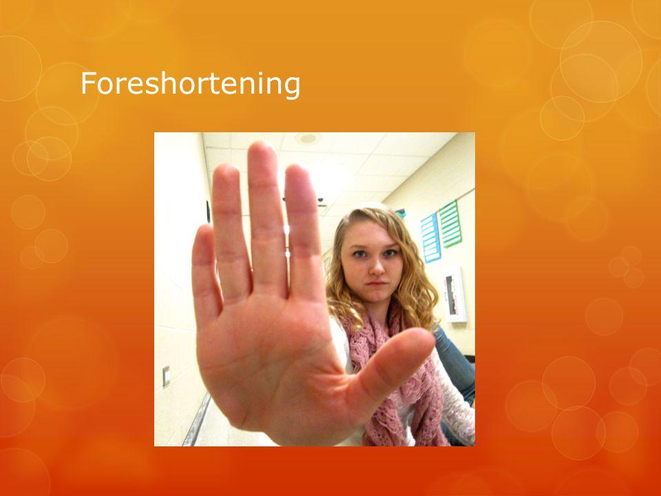 Foreshortening