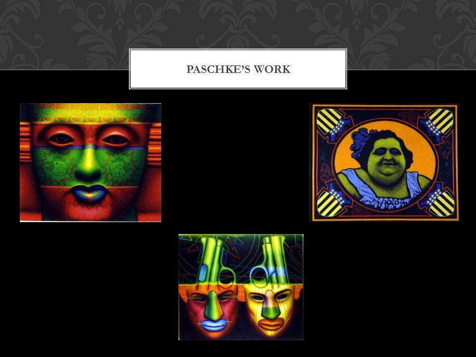 PASCHKE'S WORK