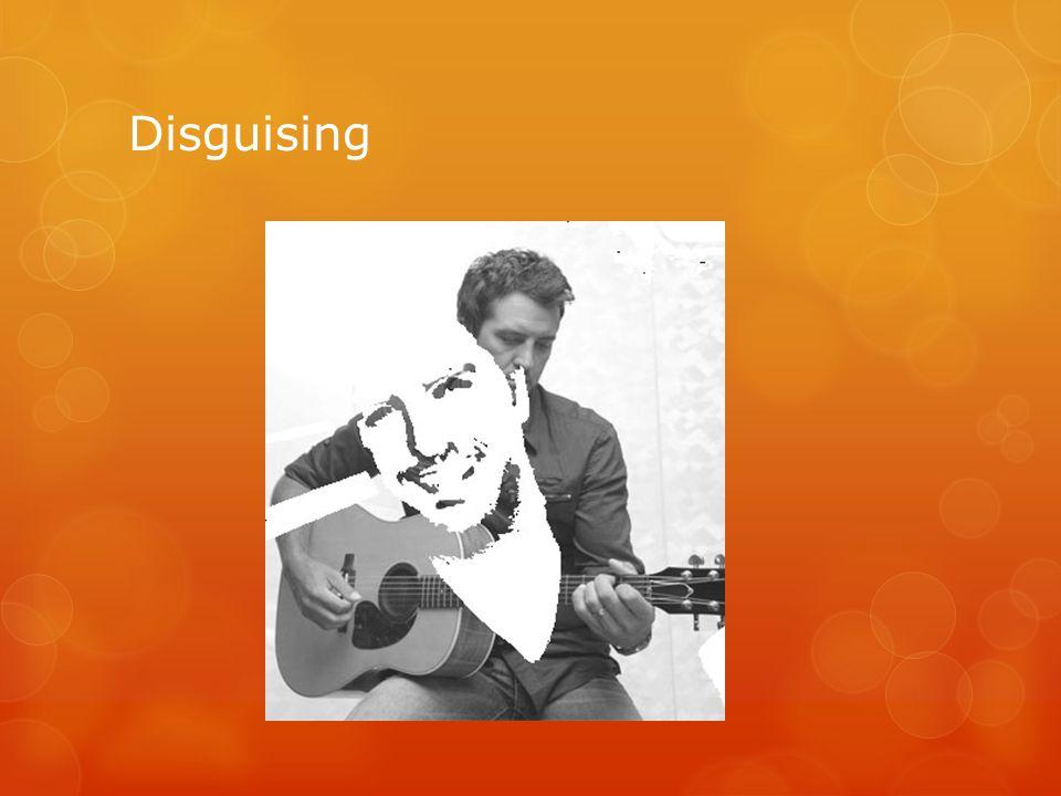 Disguising