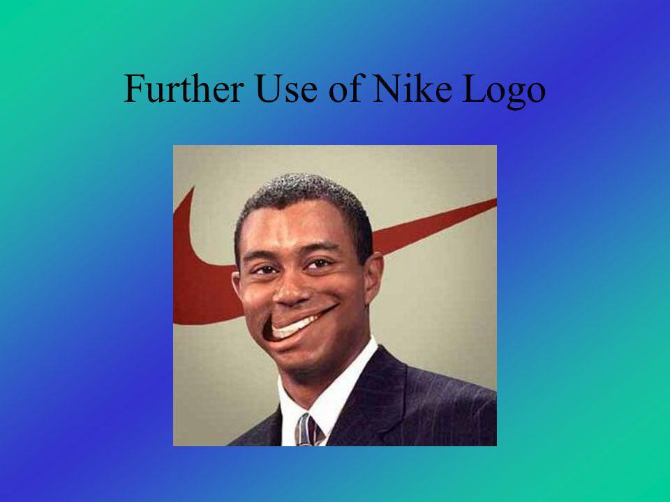 Further Use of Nike Logo