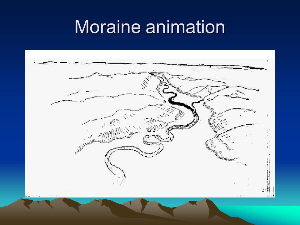 Moraine animation