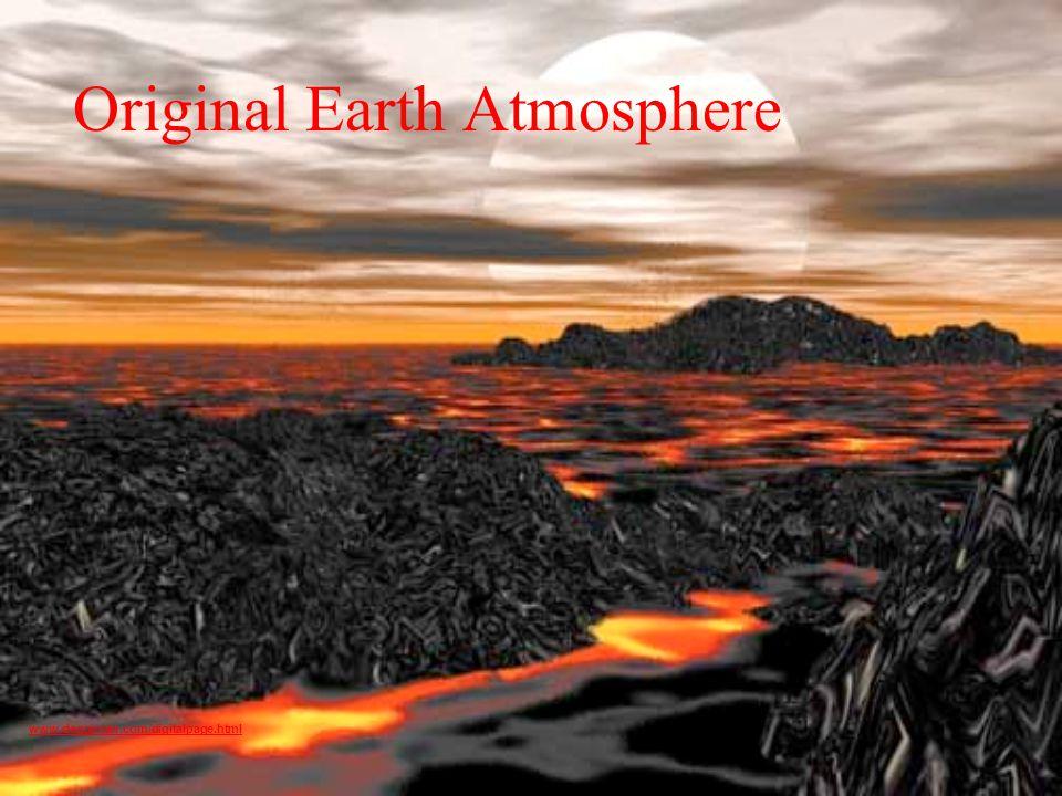 Original Earth Atmosphere www.degginger.com/digitalpage.html