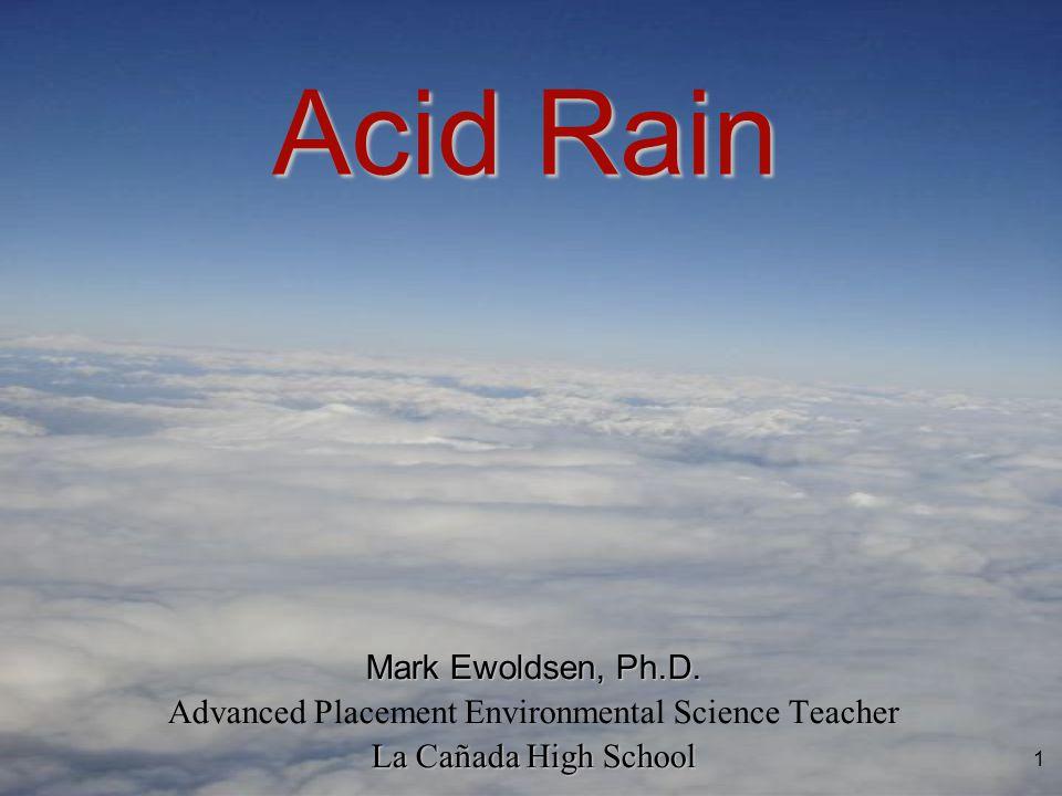 1 Mark Ewoldsen, Ph.D.