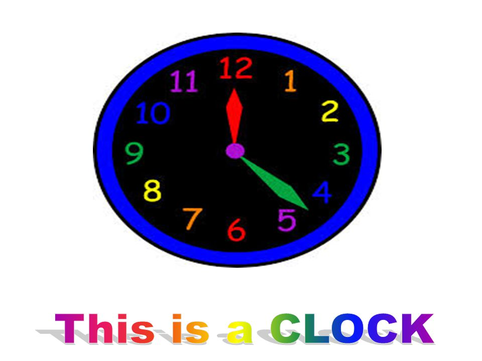 What time is it.