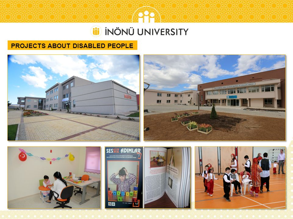 PROJECTS ABOUT DISABLED PEOPLE