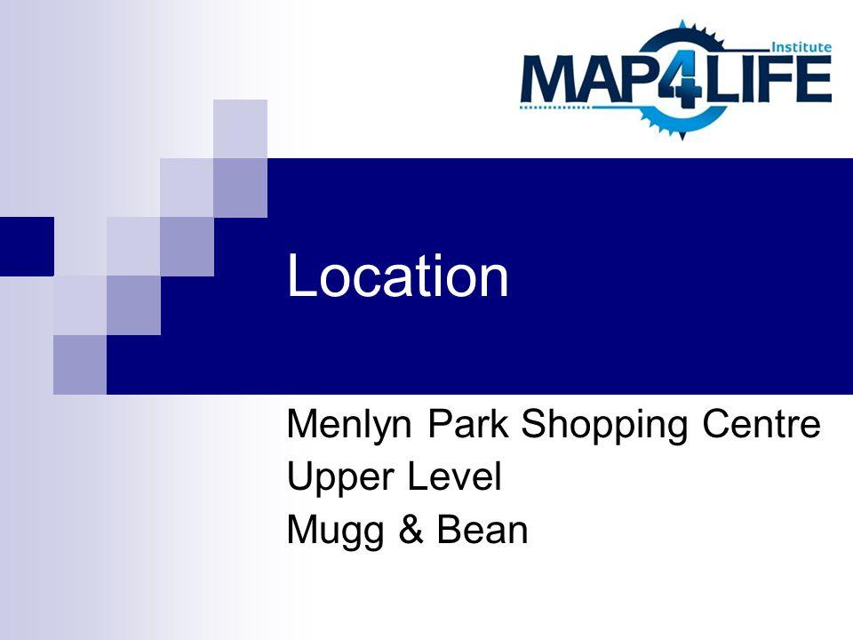 Location Menlyn Park Shopping Centre Upper Level Mugg & Bean