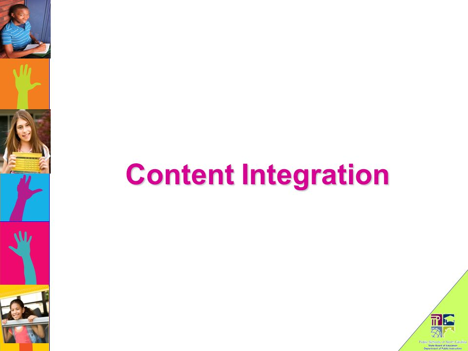 Content Integration