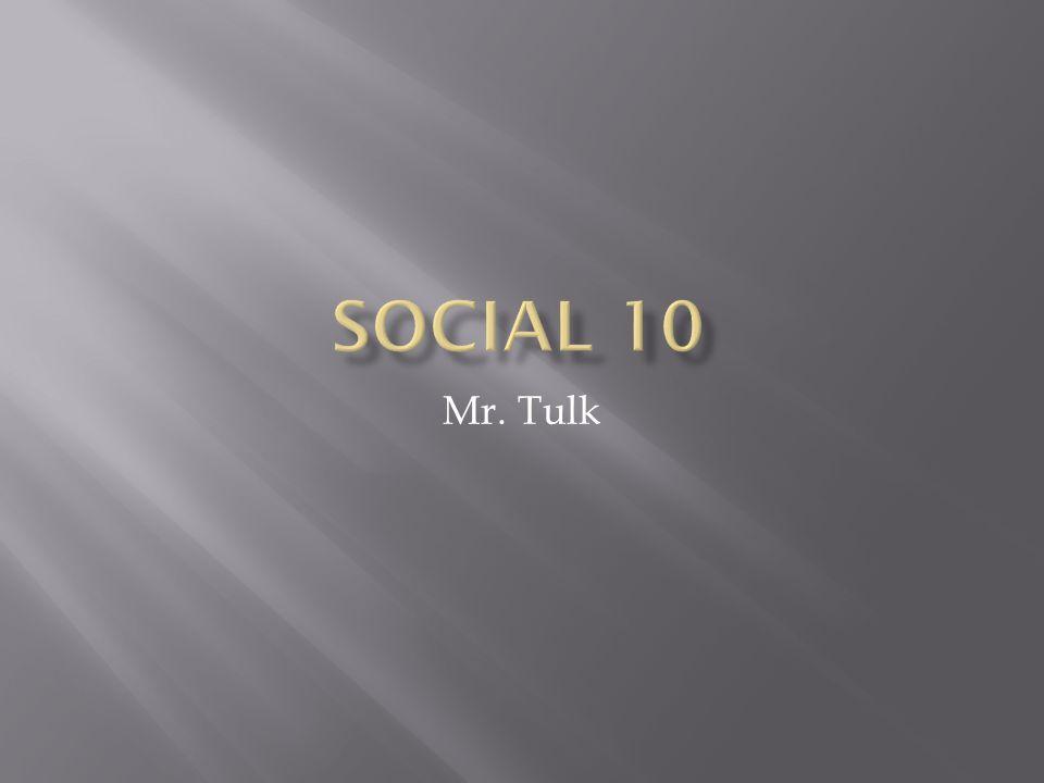 Mr. Tulk