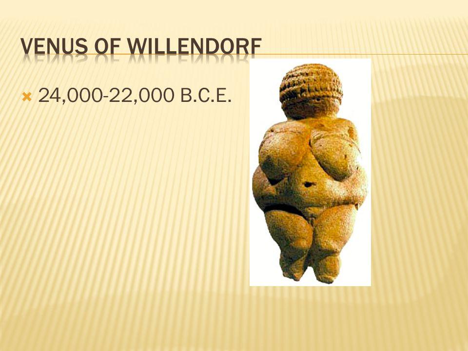  24,000-22,000 B.C.E.