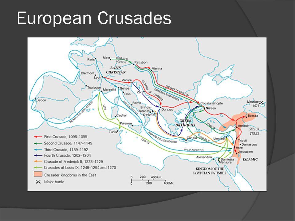 European Crusades