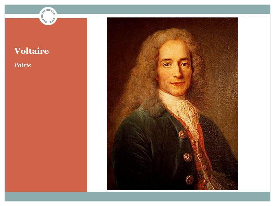 Voltaire Patrie