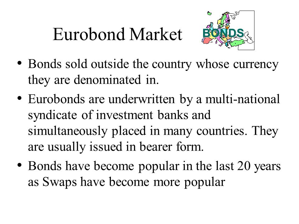 Exchange Rate Risk of Foreign Bonds Some foreign currencies exhibit more risk than others.