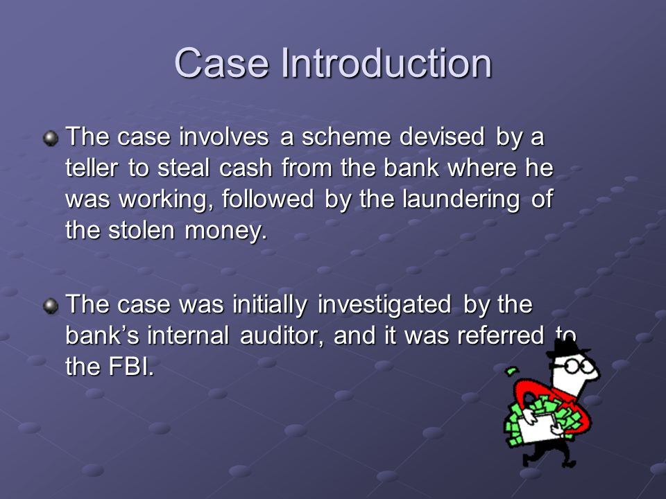How he was Caught The cashed out checks were cached out by Hernandez.