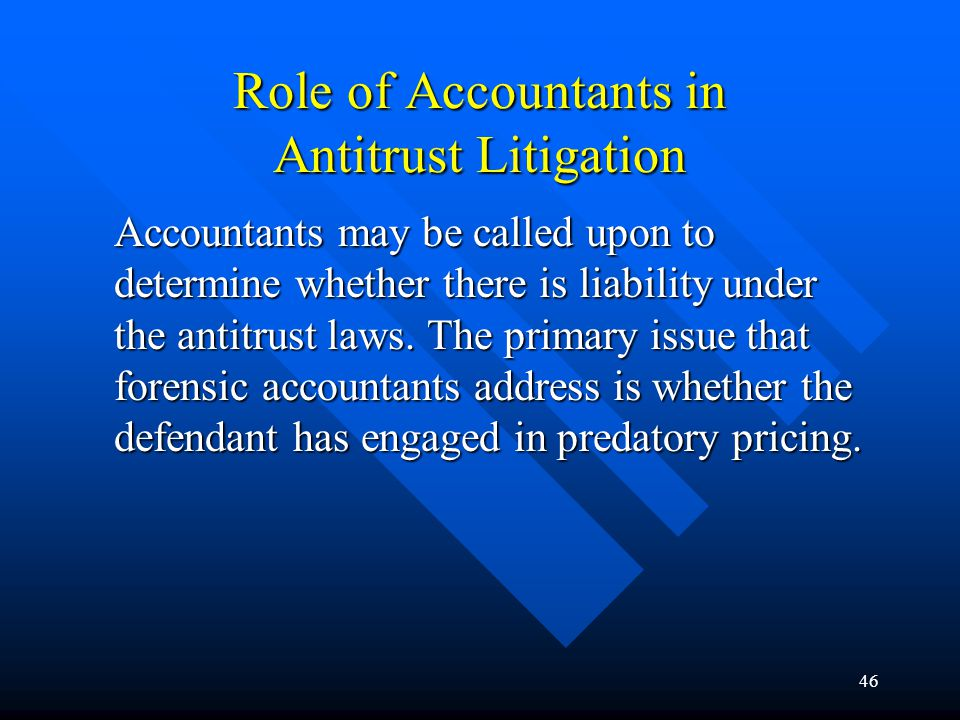 45 Antitrust Laws Antitrust laws are an outgrowth of the early years of the Industrial Age in the United States when a small number of powerful businessmen used any tactic at their disposal to force competitors out of business.