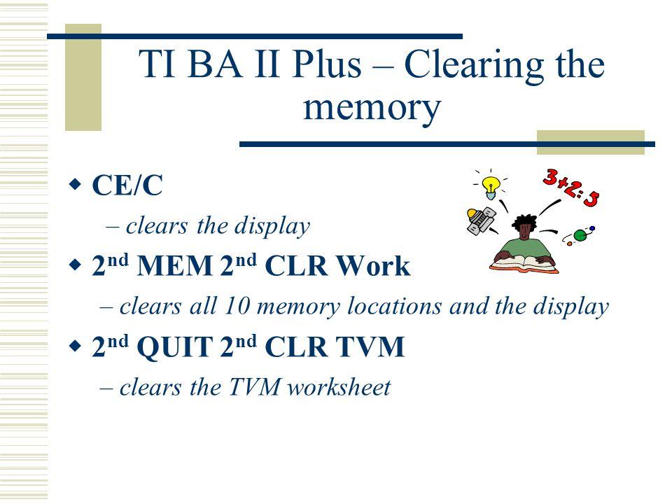 IRR Solution  Step 1:PressCF key  Step 2:Press2 nd CLR Work keys  Step 3: For CF0 Press- 1,000Enter  keys  Step 4: For C01 Press300Enter  keys  Step 5: For F01 Press1Enter  keys  Step 6: For C02 Press400Enter  keys  Step 7: For F02 Press1Enter  keys  Step 8: For C03 Press200Enter  keys  Step 9: For F03 Press1Enter  keys