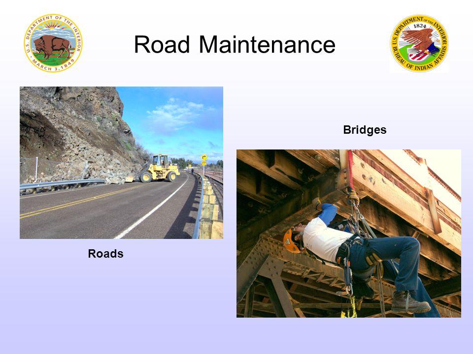 Road Maintenance Roads Bridges