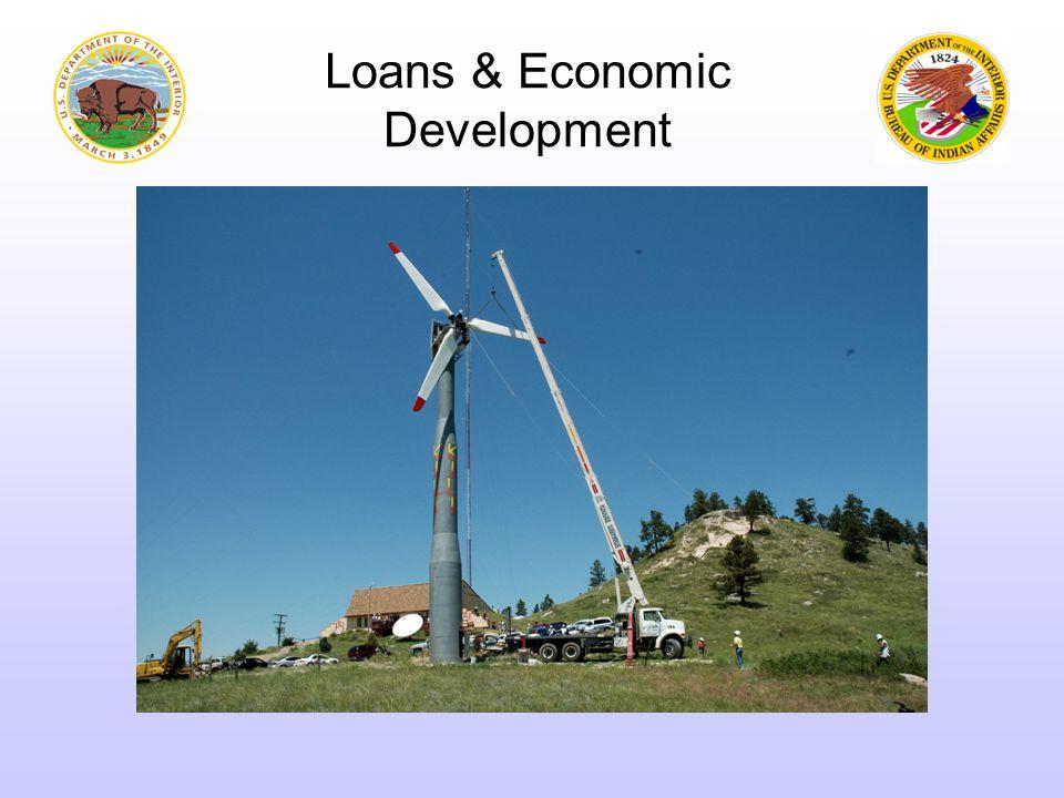Loans & Economic Development