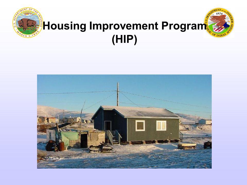 Housing Improvement Program (HIP)