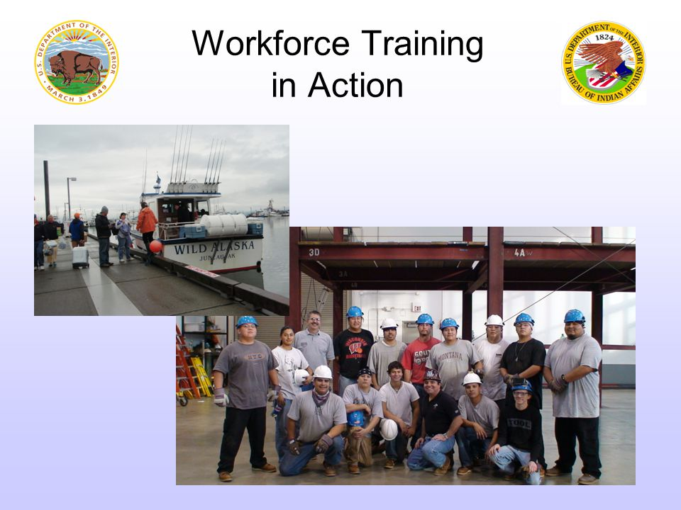 Workforce Formal Training Programs Training in Skilled Construction trades: $5.7M Intensive training programs Focus on unemployed and underemployed Skills for life-long careers in well-paying jobs
