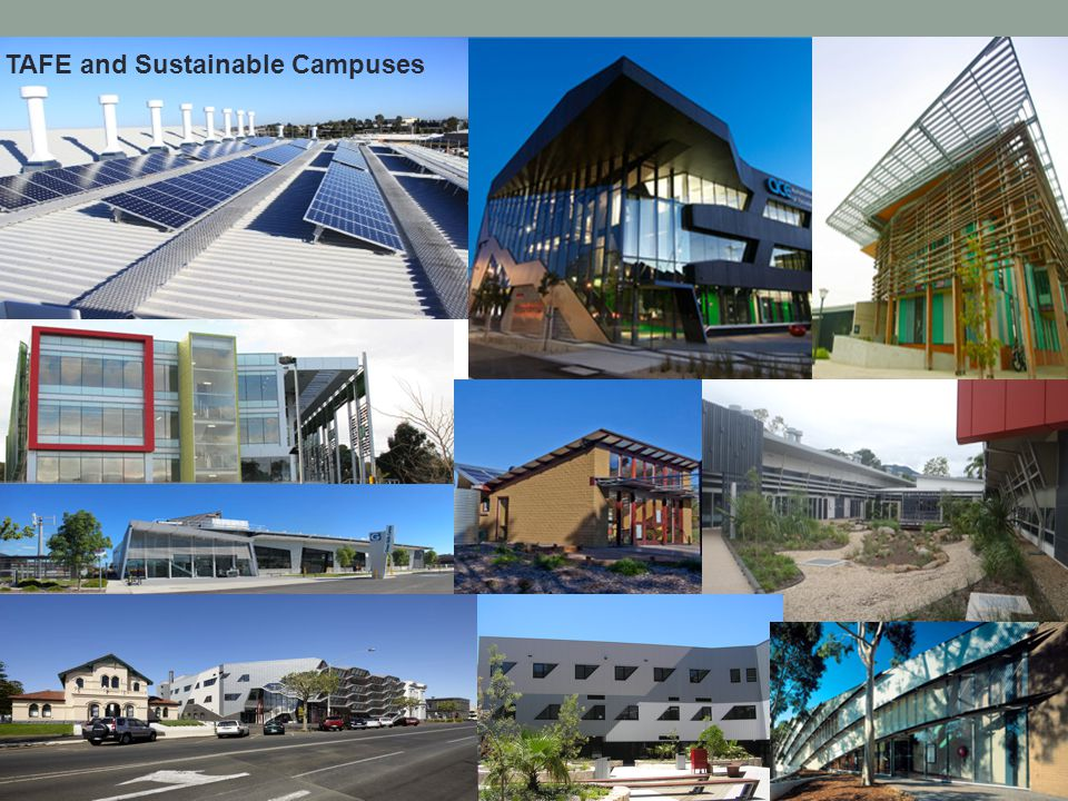TAFE and Sustainable Campuses