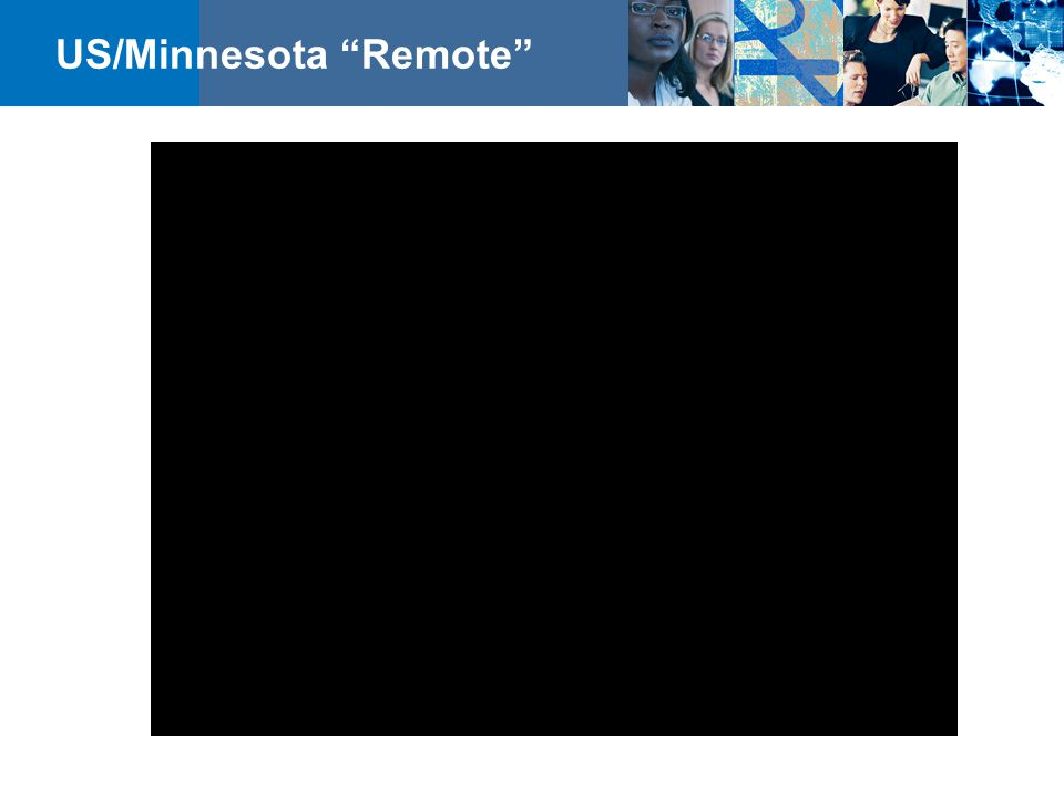 US/Minnesota Remote