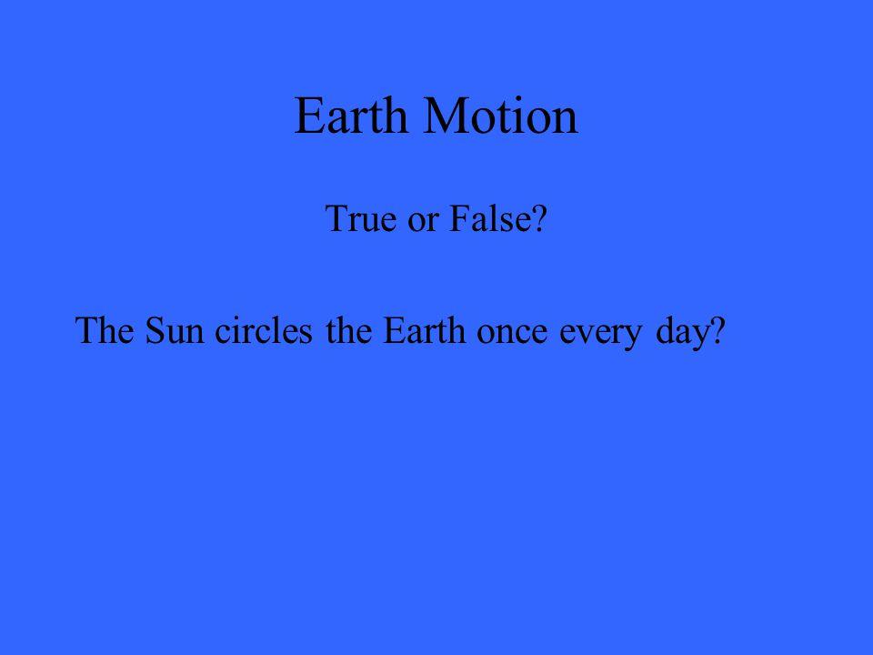200 300 400 500 100 200 300 400 500 100 200 300 400 500 100 200 300 400 500 100 200 300 400 500 100 Earth Motion SeasonsPlanetsStarsMoon