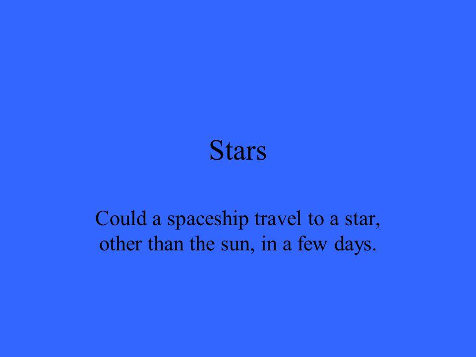 Stars True!