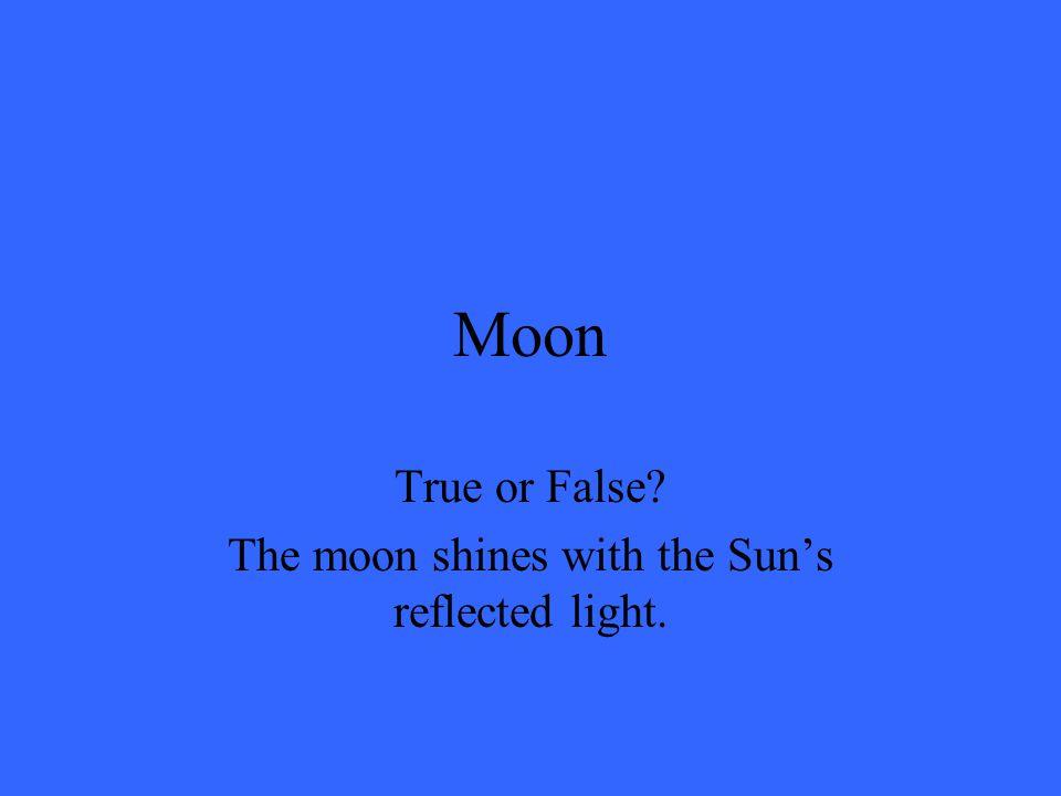 Moon Yes!