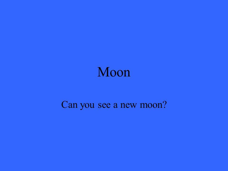 Moon True!